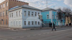 Флигель восточный, усадьба городская, началоХХ в.