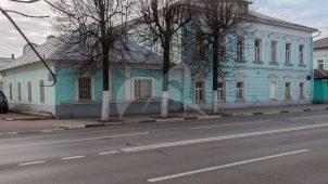 Главный дом, усадьба городская, вторая половина XIX в.