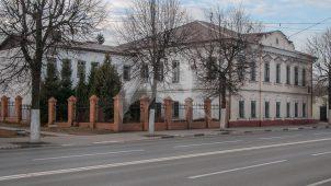 Главный дом, первая половина XIX в., последняя треть XIX в., усадьба городская