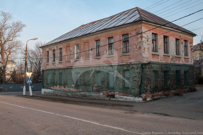 Дом жилой, первая треть XIX в., усадьба городская