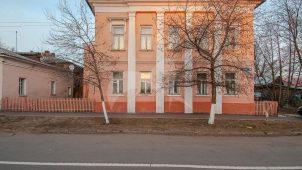 Главный дом, XVIII — первая половина XIX вв., усадьба Лусковских (Слоновых)