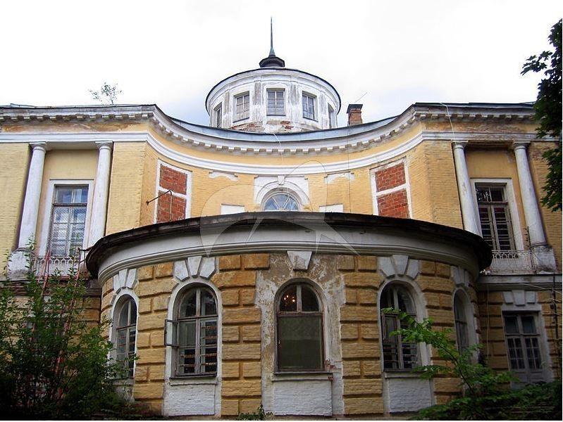 Главный дом, усадьба Гагарино, 1774-1776 гг.