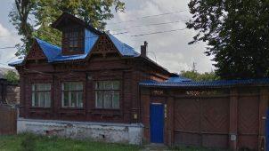 Дом Ерохова, 1905 г.