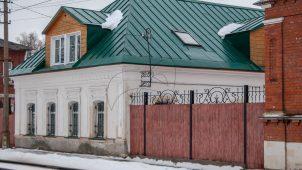 Дом жилой, втораяполовина XIX в.