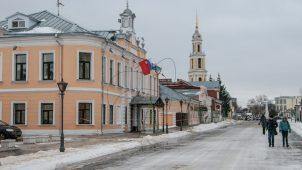 Здание городской думы, XIX в.
