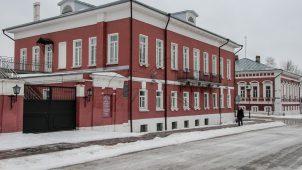 Главный дом, вторая четверть XIX в., усадьба Колчинского