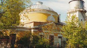 Церковь Преображения Господня, 1821-1824 гг.