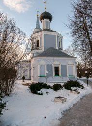 Спасская церковь, начало XVIIIв.