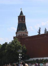Набатная башня, ансамбль Московского Кремля