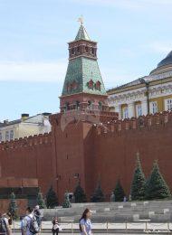 Сенатская башня, ансамбль Московского Кремля