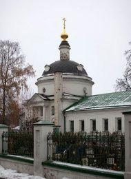 Церковь Богоявления Господня, 1811 г. — 1814 г.