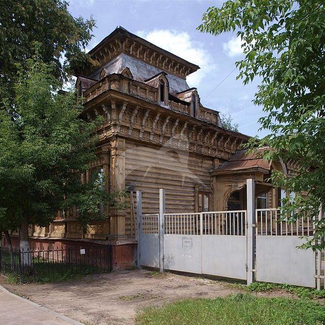 Дом А.Е. Соколикова, 1914 г.