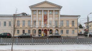 Дом Озерова, конец XVIII — начало XIX вв., архитектор М.Ф. Казаков (?)