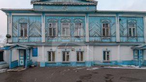 Дом причта, середина XIX в.