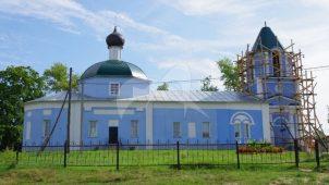 Церковь Рождества Пресвятой Богородицы, 1838 г.