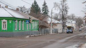 Главный дом, начало XIX в., вторая половина XIX в., городская усадьба