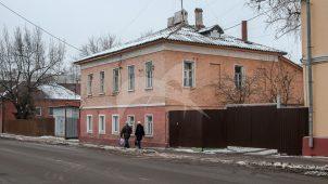 Главный дом, 1830-1840 гг., усадьба городская