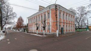 Флигель, усадьба городская, середина XIX в.