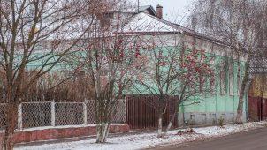 Дом жилой с воротами, 1800-е гг.
