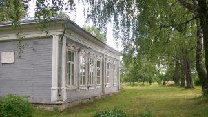 Школа построенная по инициативе и на средства А.П. Чехова