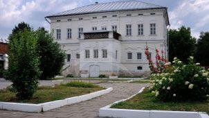 Главный дом, усадьба Лажечниковых, середина — конец XVIII — вторая половина XIX вв.