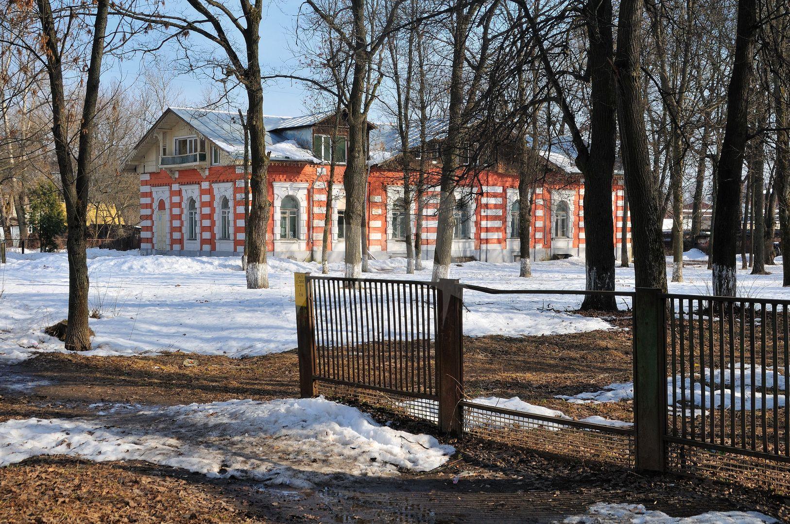 Дом жилой, рубеж XIX-ХХвв., усадьба «Лапино-Спасское»