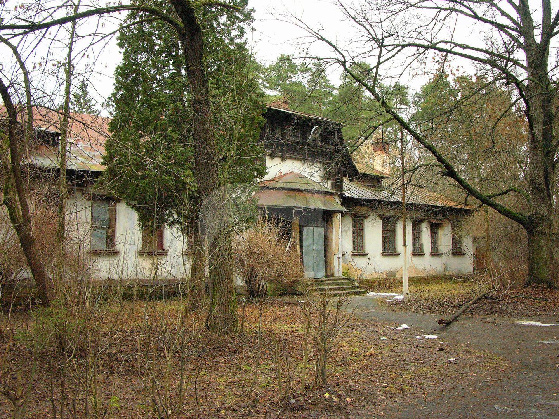 Дом А.И.Морозова летний, 1907-1910 гг.