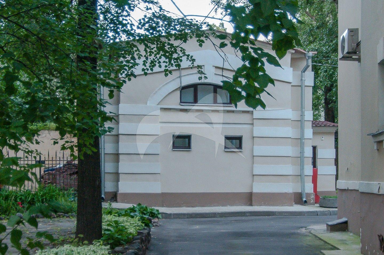 Флигель, 1915 г., архитектор С.Ф. Воскресенский, городской усадьбы С.Н. Андре, начало XX в.