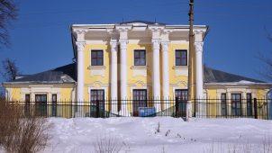 Главный дом, середина XVIII века, усадьба «Кривякино»