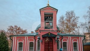 Церковь, усадьба Воронцова, XVIII-XIX вв.