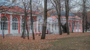 Восточный флигель, усадьба Воронцова, XVIII-XIX вв.