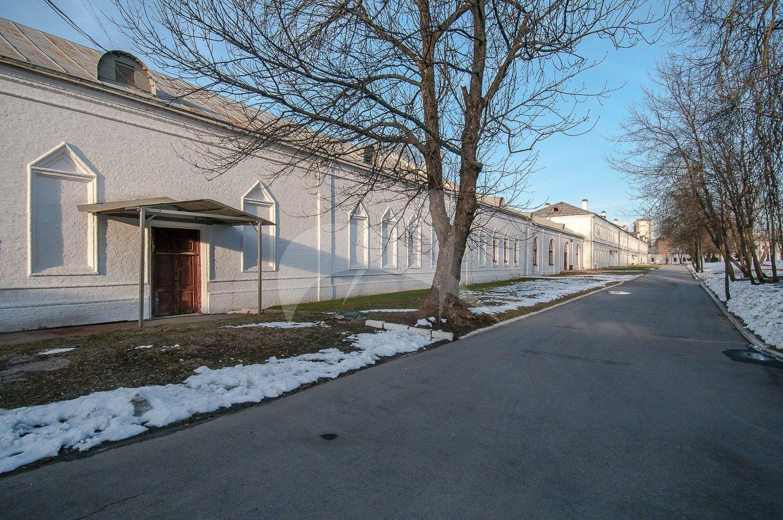 Измайловская (Николаевская) военная богадельня, 1835 г., арх. К.А.Тон