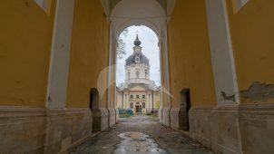 Ансамбль Смоленской церкви, 1828 г.