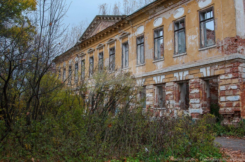 Главный дом, усадьба Молоди (Бестужева-Рюмина), ХIХ в.