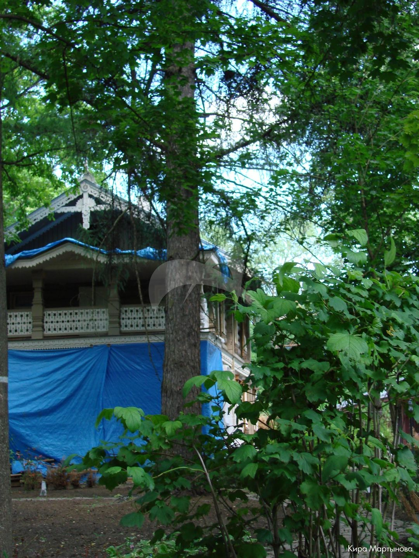 Дача М.П. Хлебниковой, конец XIX в., дачи в парке Сокольники, конец XIX — начало XX вв.