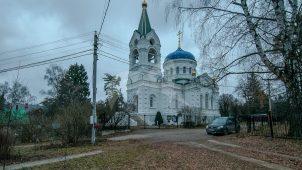 Церковь Святой Троицы, 1904-1913 гг.