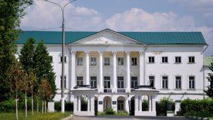Главный дом, усадьба Ивановское, XVIII-XIX вв.