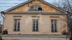 Восточный флигель, городской усадьбы (дом Бобринских), конец XVIII в.