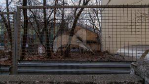 Каретный сарай, городской усадьбы (дом Бобринских), конец XVIII в.