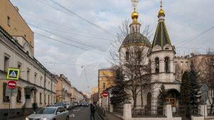 Церковь  Малое Вознесение, конец XVI в. — начало XVII в.