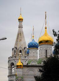 Церковь Благовещения, ХVII в.