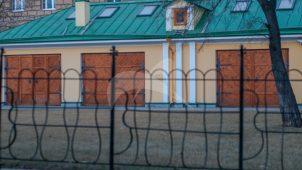 Каретный сарай, усадьбы XIX в.