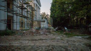Главный дом, ХVIII в., усадьба Голохвостовых