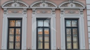 Главный дом городской усадьбы, 1816, 1862 гг.