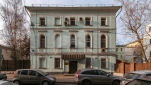 Главный дом, усадьба 1-я половина XVIII века