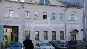 Флигель, вторая половина XVIII в., 1830-е гг., городская усадьба С.Б. Куракина, арх. М.Ф. Казаков