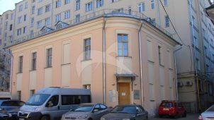 Западный дворовый флигель, городская усадьба, конец XVIII в. — начало XIX в.