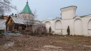 Дом игумена, Николо-Угрешский монастырь, ХVI-ХVII вв.