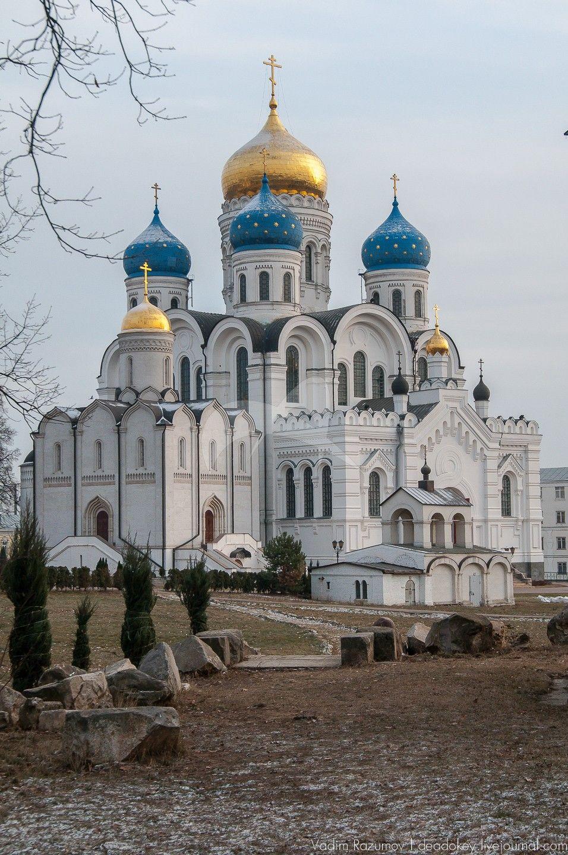 Собор Спасо-Преображенский, Николо-Угрешский монастырь, ХVI-ХVII вв.