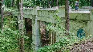 Мост большой, Ансамбль усадьбы Братцево